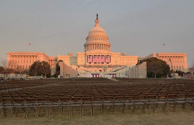 US Capitol ready for Obama