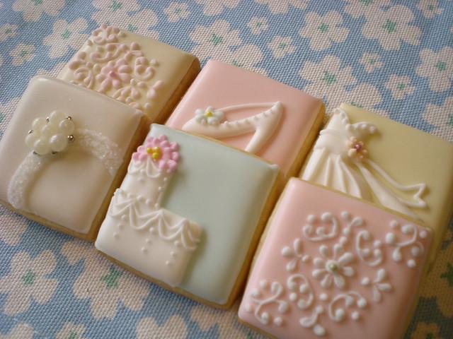 Icing Cookie - Wedding Gift Box Feb 2009 2