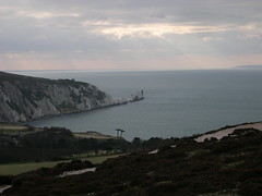 Isle of Wight Coast Path Day 2