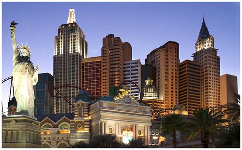 new york, new york casino & hotel Las vegas