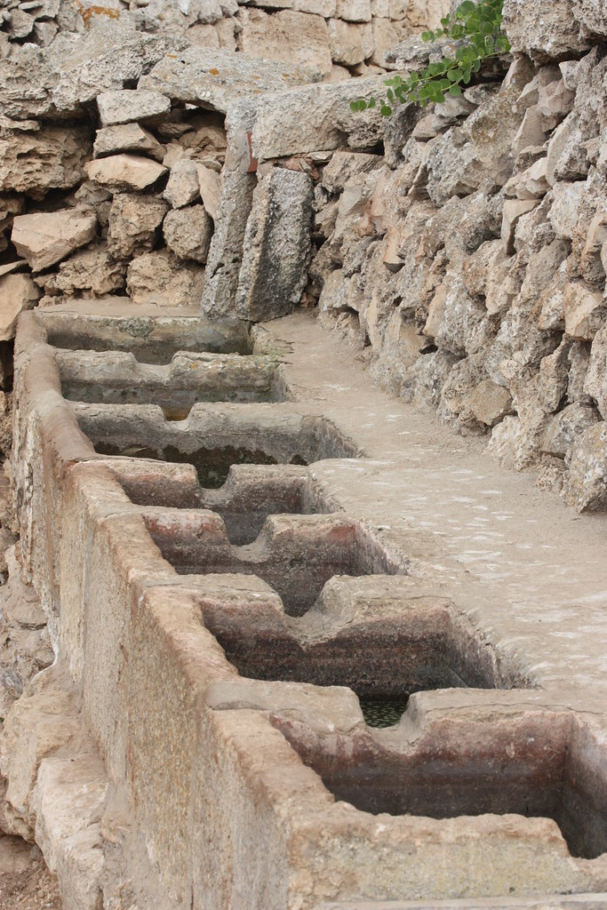 Ancient rain water harvesting system