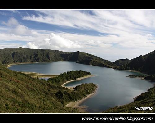 Lagoa do Fogo / São Miguel Açores / Azores