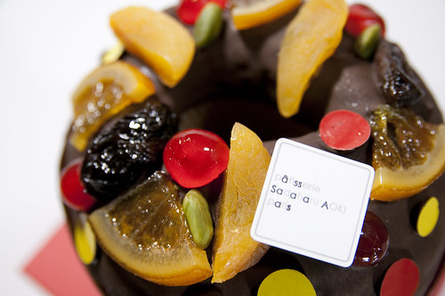 Panettone, Pâtisserie Sadaharu Aoki Paris, Marunouchi