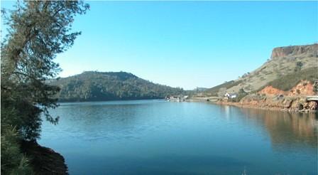 Tulloch lake copperopolis california usa flickr for Lake tulloch fishing