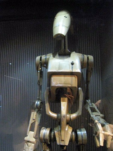 Info star wars robots - Robot blanc star wars ...