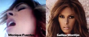Imagenes xxx de galilea montijo something
