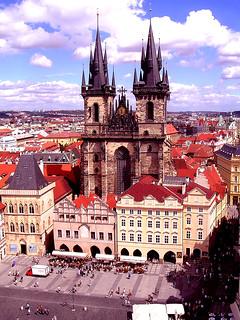 Týn - Praha