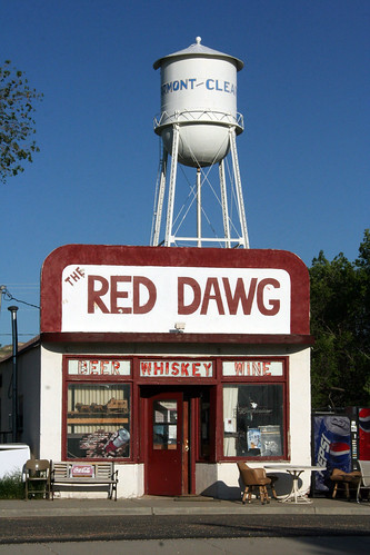 Red Dawg - Beer, Whiskey, Wine