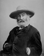 Walt Whitman by Marion Doss