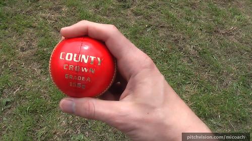 basic bowling grip