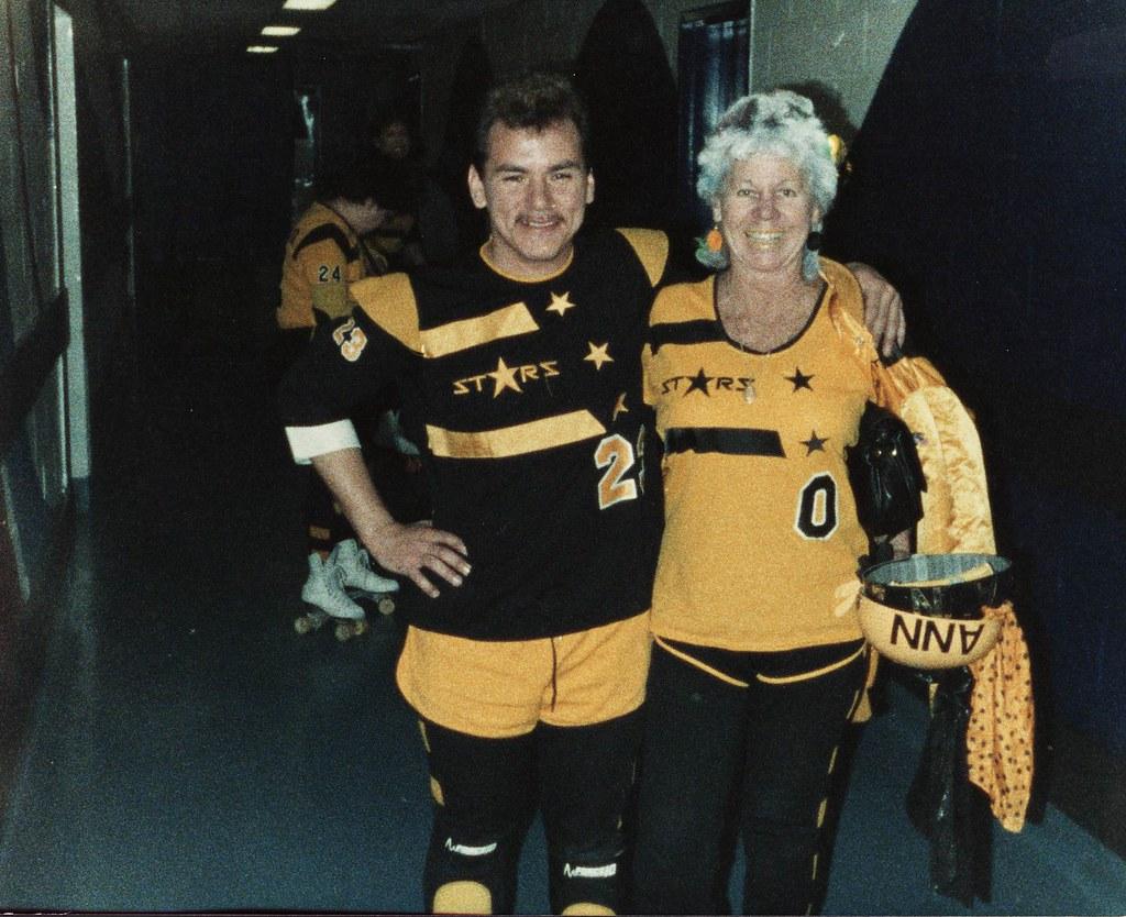 images Ann Calvello roller derby