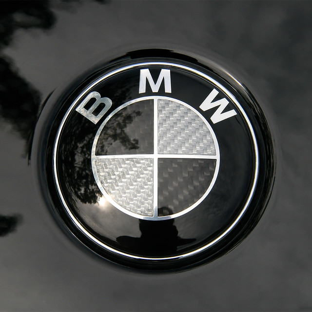 bmw carbon fiber logo flickr photo sharing. Black Bedroom Furniture Sets. Home Design Ideas