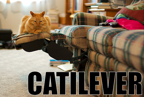 catilever