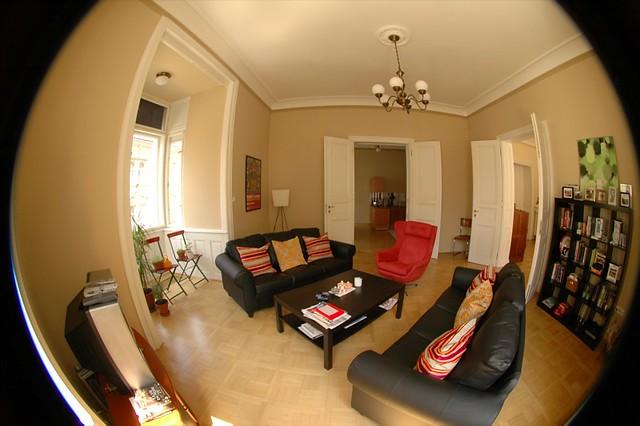House Share Living Room