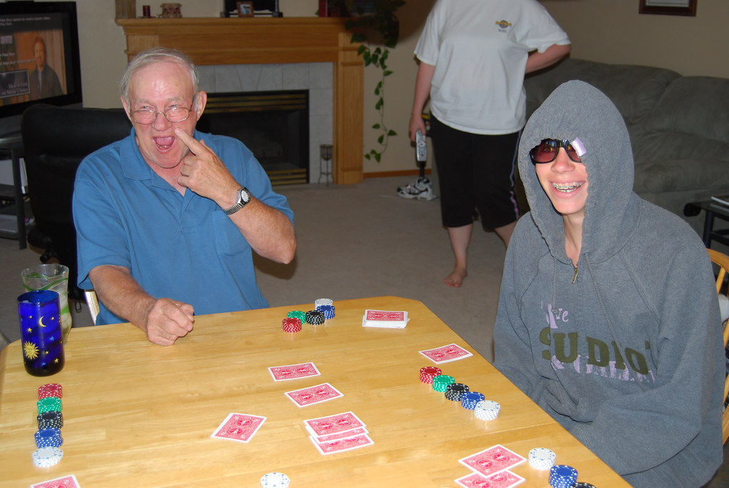 Poker Family Fun