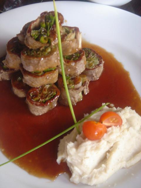 Beef negimaki | Flickr - Photo Sharing!