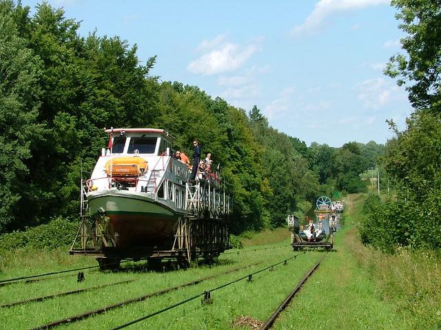Elbląg - Ostróda Canal, Buczyniec, Warmia, Poland