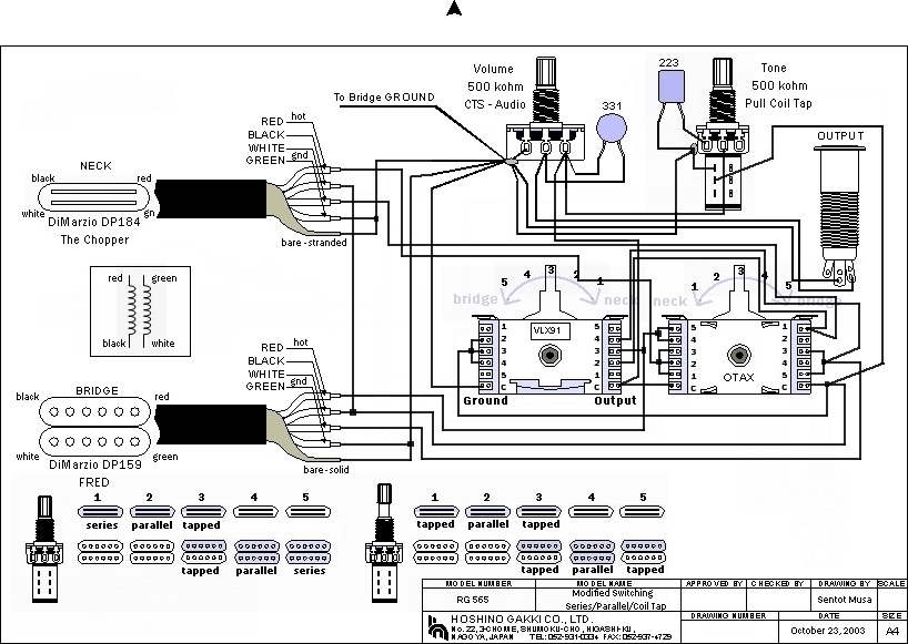 wiring diagram rg565     - page 2