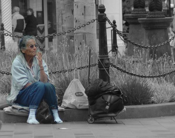 Homeless in SD