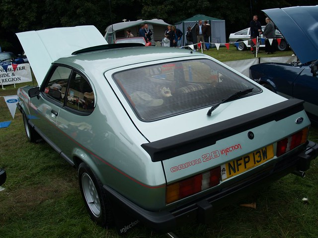 1980 Ford Sports Cars