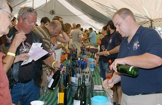 Swiss Wine Festival Wine Pavilion