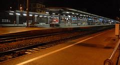 Stazione ferroviaria di Lugano / Lugano rail station