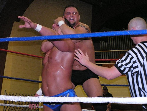 WLW in Lebanon, MO - Chris Masters vs Danegrous Derek(April 25, 2008) (17)