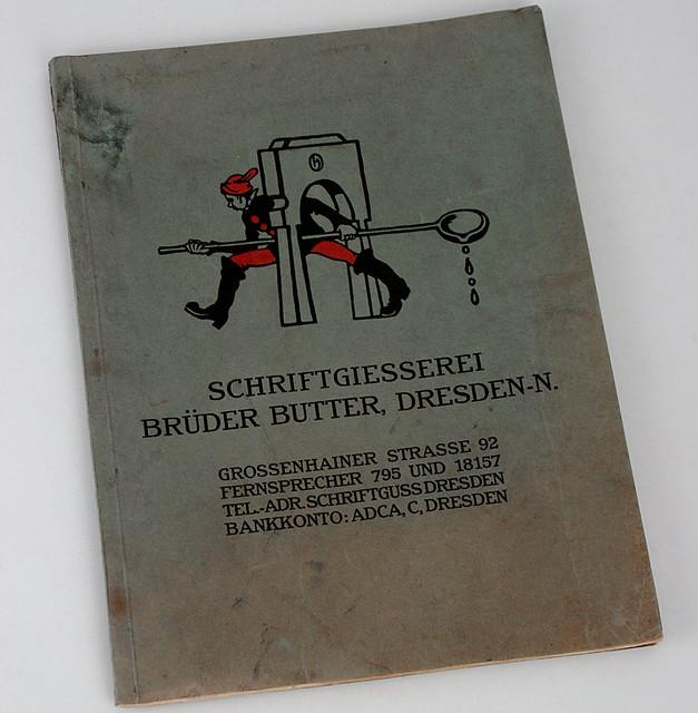 Butter Specimen 1913