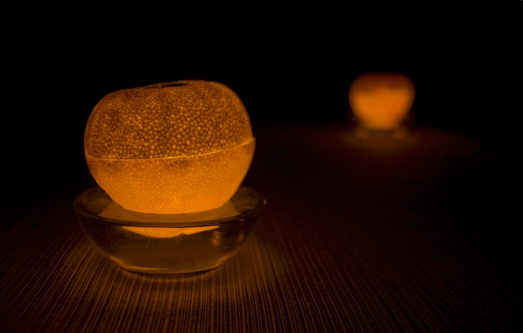 Clementine Candle (II)