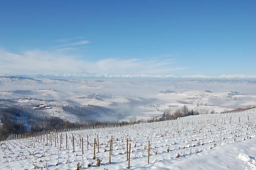 Neve in langa