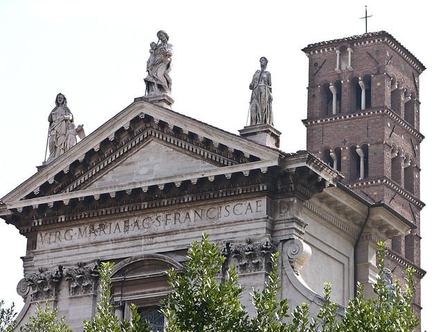 Roman Forum Buildings