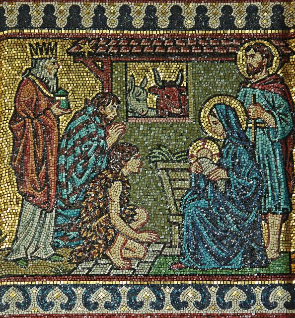 Epiphany mosaic