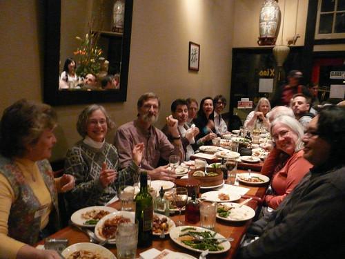full table LOE dinner