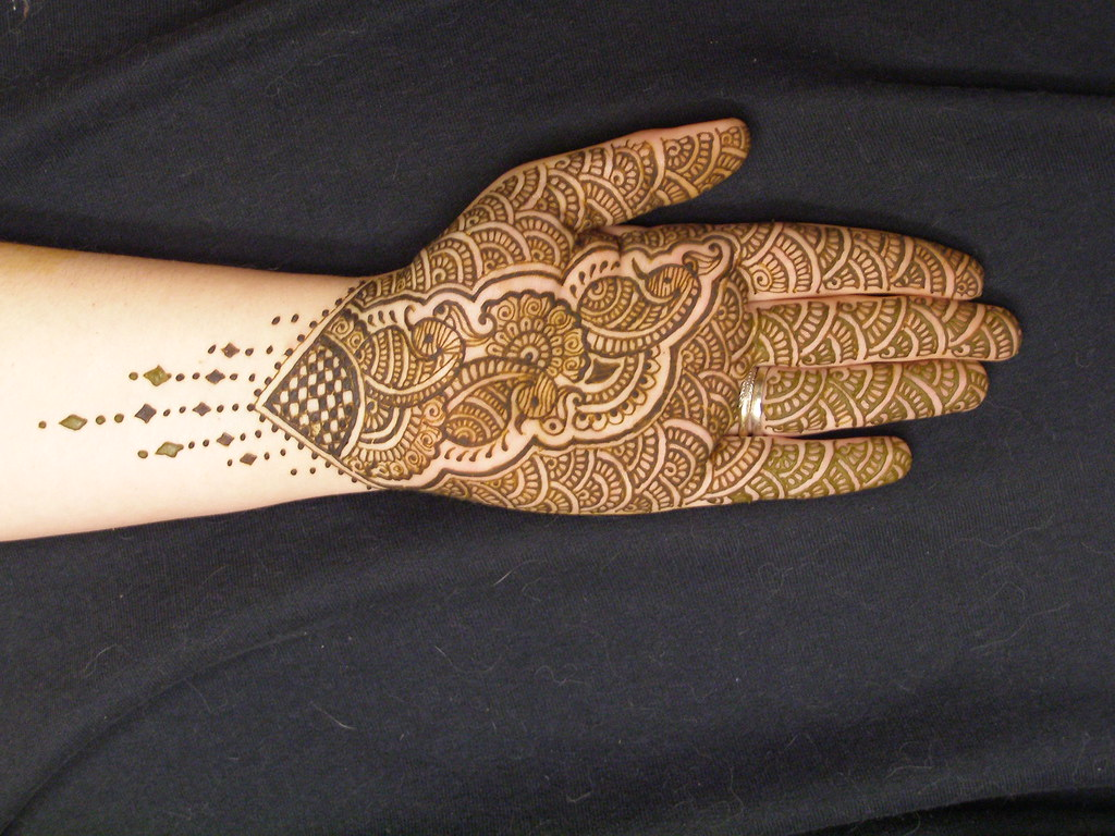 Traditional Henna Designs: Mehndi: Traditional Henna Art [21 Photos] «TwistedSifter