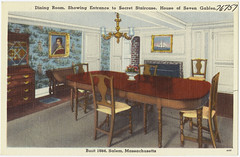 Dining Room by House of Seven Gables Settlement Association is licensed under CC BY 2.0
