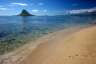 Chinamans Hat Island