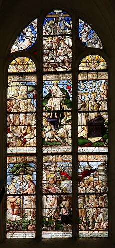 Villemoiron-en-Othe - Christ in LImbo