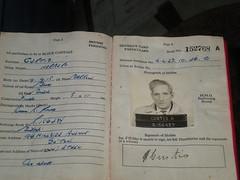 passport(0.0), academic certificate(0.0), diploma(0.0), handwriting(1.0), writing(1.0), text(1.0), identity document(1.0), document(1.0),