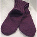 trishday.geo posted a photo:	wool of the andes, silver's toe up socks