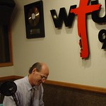 James Taylor in Studio A at WFUV
