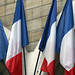 Small photo of French flags