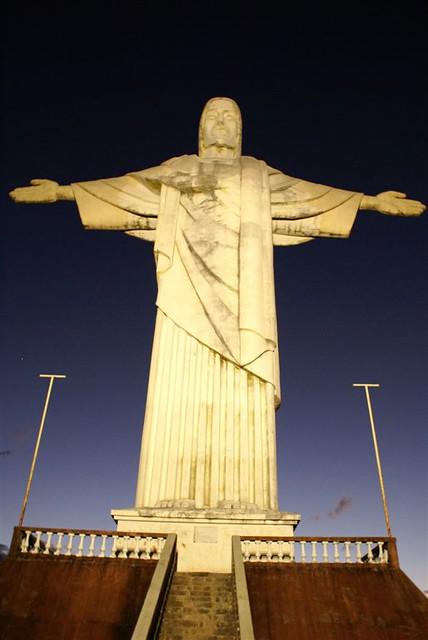 Cristo Redendentor de Pouso Alegre