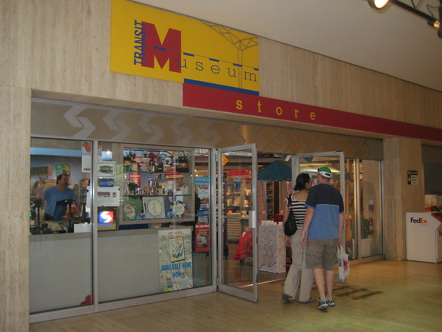 Transit museum store flickr photo sharing for Ny transit museum store