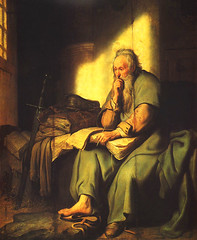 Rembrandt-apostle