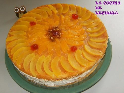 Recetas cocina facil tarta f cil de melocoton hemc 24 - Cocina facil manises ...