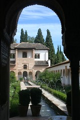 Patio de la Acequia - Generalife