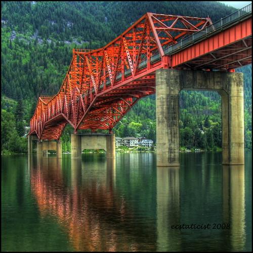 Bridge to Nelson