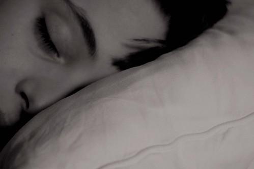 voi riuscite ancora a dormire così?