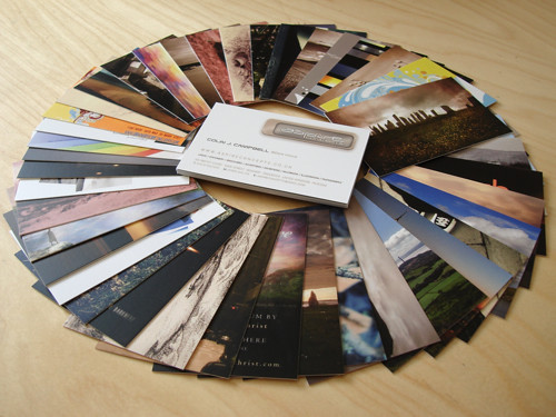 2778108034 f0bfc36bec - Business Cards: Photos or no Photos?