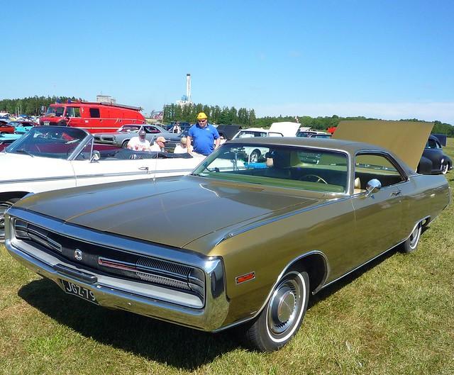 1970 Green Chrysler 300 Flickr Photo Sharing